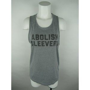 Next Level Apparel M Abolish Sleevery Tank Top